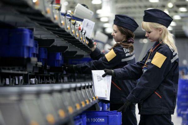 В «Почте России» ответили на упреки Матвиенко о незнании реальных зарплат почтальонов