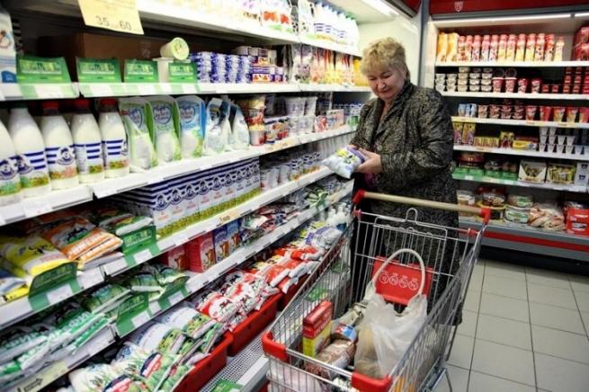 Оборот российской розницы с начала году упал на 6,6%