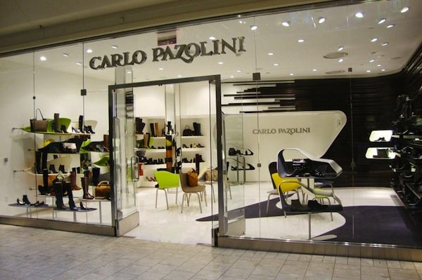 Carlo Pazolini сменил название бренда