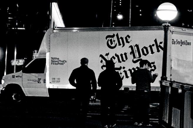 The New York Times займется доставкой продуктов на дом