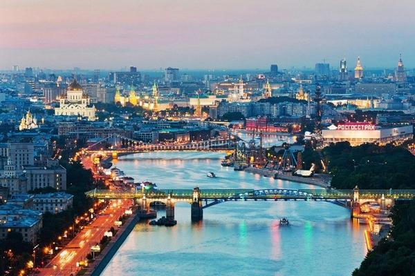 Исследование: Москва, Петербург и Краснодар остаются самыми дорогими городами России