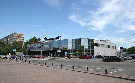 В Санкт-Петербурге закрылся на реконструкцию универсам «Фрунзенский»