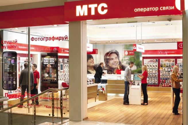 МТС обновит концепцию розничных салонов