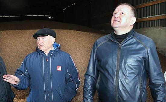 В Калининграде начинаются продажи гречки с фермы Лужкова