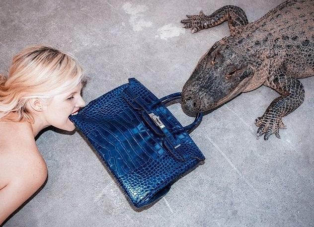 Джейн Биркин разрешила использовать свое имя в названии сумок Hermes