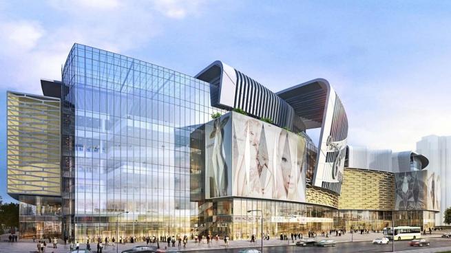 В Китае откроется самый большой Apple Store в мире