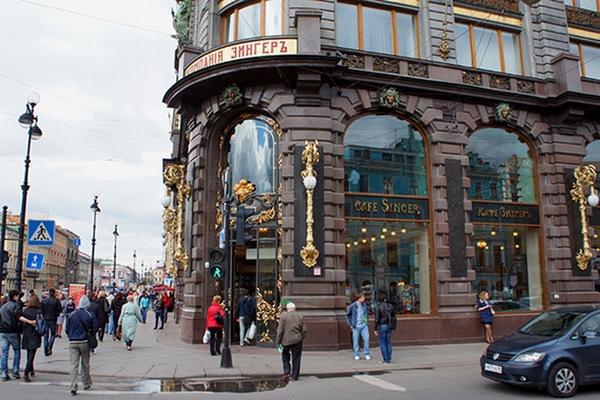 Рынок люксовых товаров в Санкт-Петербурге активно растет за счет туристов