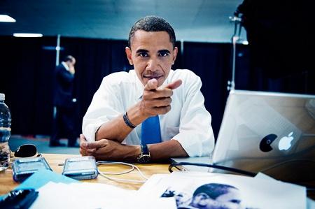 Обама сообщил, что iPad поможет США победить Россию