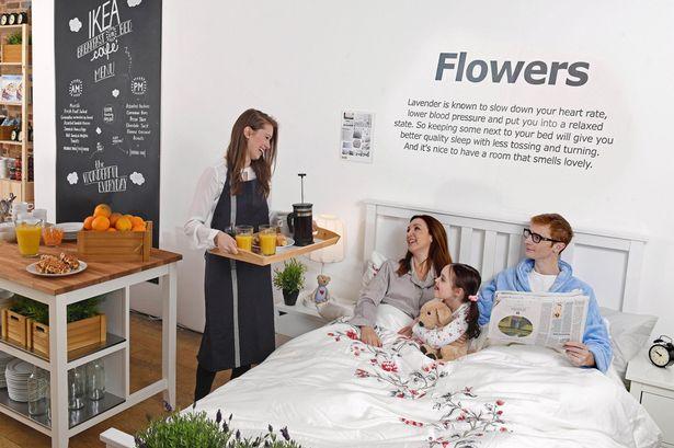 IKEA будет подавать завтрак в постель