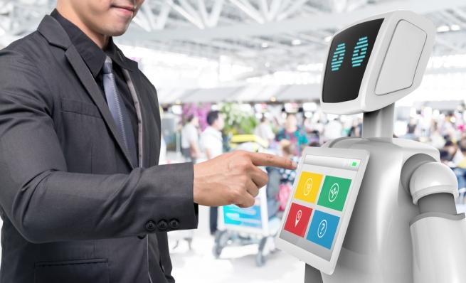 Роботы в рознице: незримое присутствие искусственного интеллекта