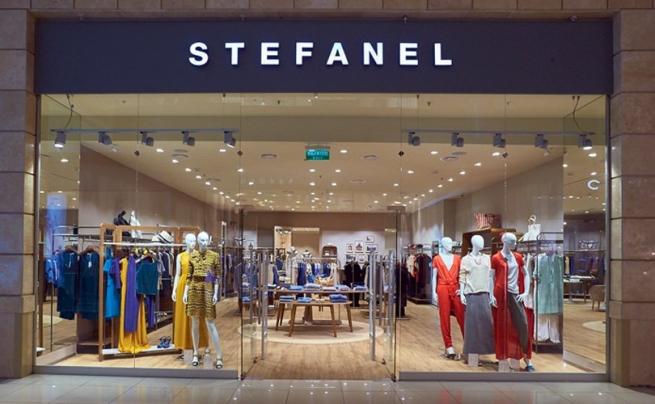 Итальянский бренд Stefanel открыл первый магазин в Сибири