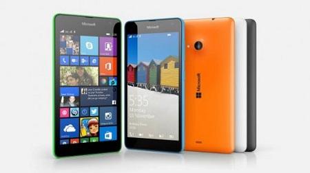 Lumia обновится до Windows 10