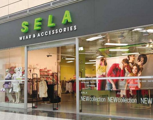 Sela почти вдвое увеличит число своих магазинов