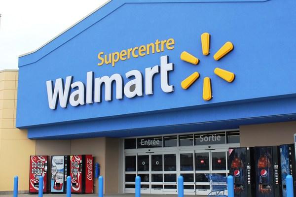 Котировки Walmart упали на фоне новостей о сделке на $16 млрд