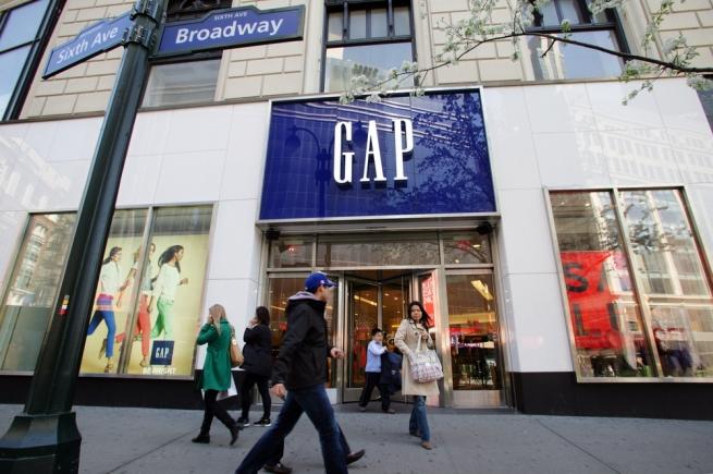 Gap готовят к очередным закрытиям магазинов