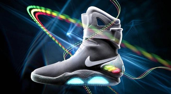 Nike выпустил самозашнуровывающиеся кроссовки из фильма «Назад в будущее»