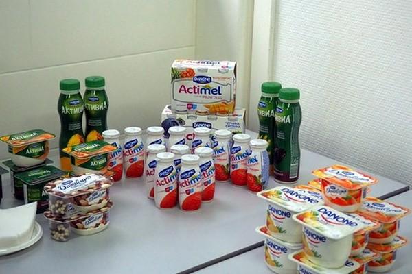 Вмолочной продукции Danone вновь обнаружили антибиотики