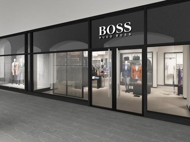 03798e2c0c6 Магазин Hugo Boss открылся в Outlet Village Пулково - New Retail