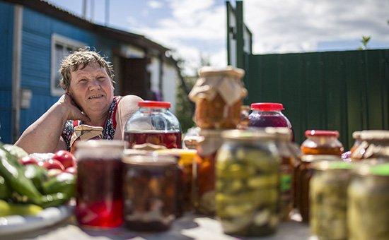 Половина россиян предпочитает производить собственные продукты