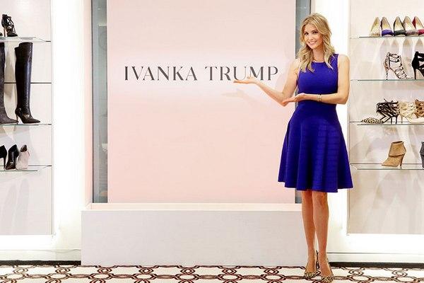 Иванка Трамп объявила о закрытии собственного бренда