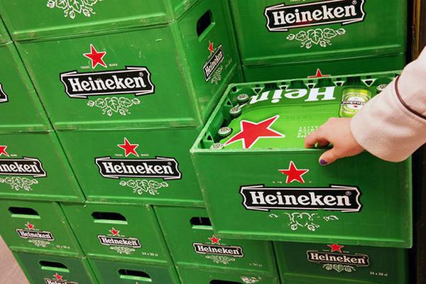 Heineken запустил первый магазин разливного пива в РФ