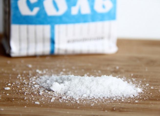 Половина соли на российском рынке прошла проверку качеством