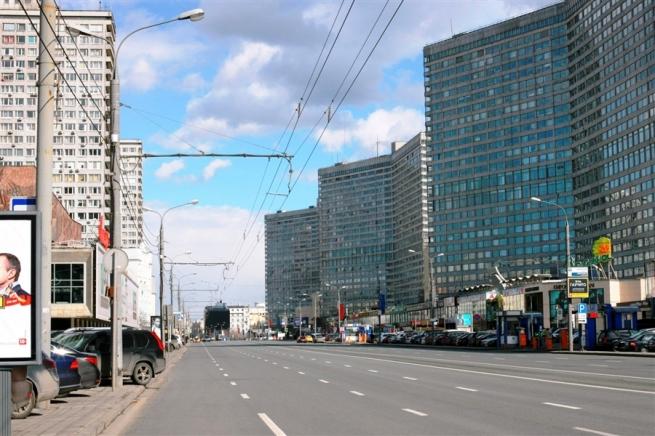 Самый большой налог на недвижимость для физлиц начислен бизнесмену из Москвы