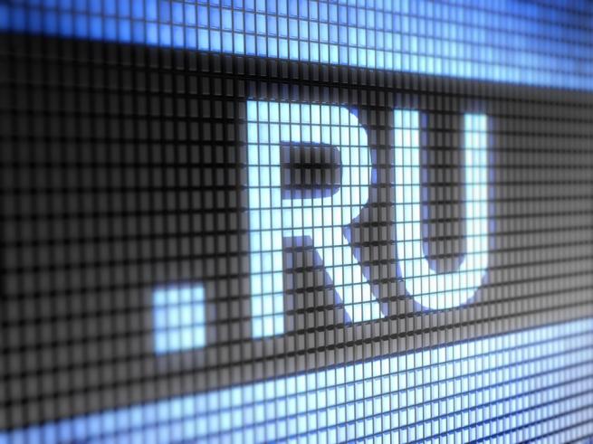 Домены .ru и .рф могут отключить от глобальной сети