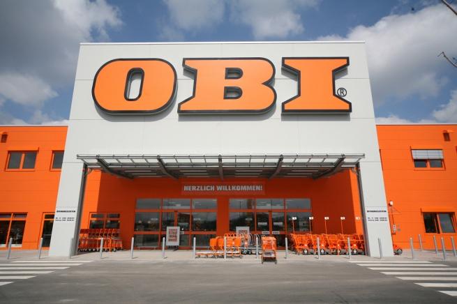 OBI покидает Украину