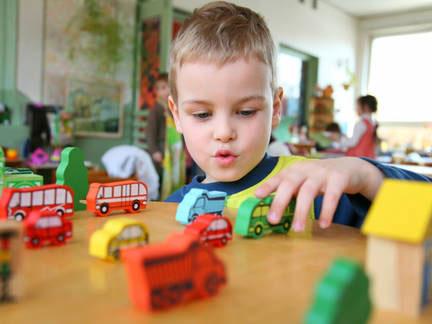 Пик спроса на детские товары пришелся на зиму