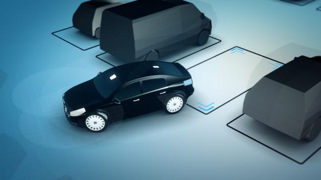 BMW создает новейший гаджет для удобной парковки
