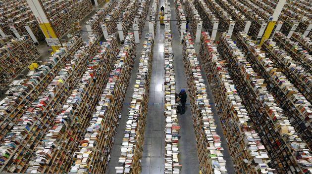 В день 20-летия Amazon был установлен рекордный уровень продаж