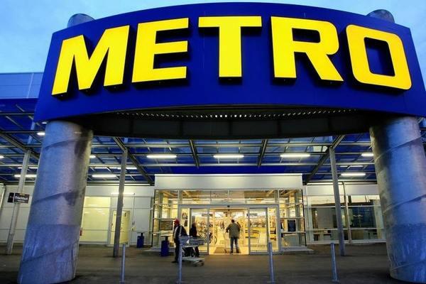 METRO запустит доставку M:shop в Петербурге и на Кубани