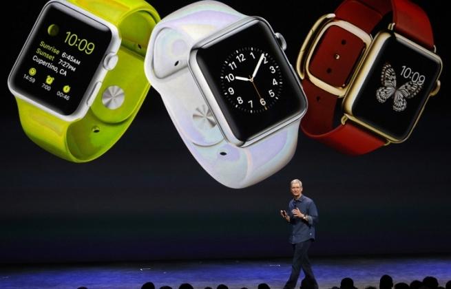 Презентация Apple Watch пройдет в Сан-Франциско