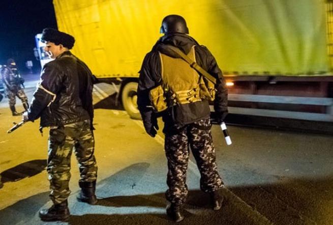 Украинские интернет-магазины прекратили доставку в Крым