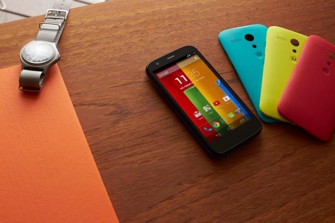 Motorola возвращается на рынок смартфонов