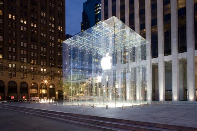 Apple создаст вместе с Visa новую платежную систему