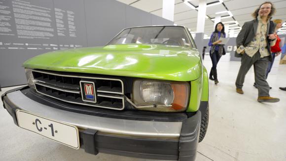 Легендарный советский автомобильный бренд «Москвич» могут возродить