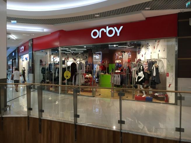 49ec023b352e7 В ТРЦ «Планета» в Уфе открылся магазин Orby - New Retail