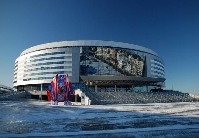 К чемпионату мира по хоккею в Минске увеличат торговые площади