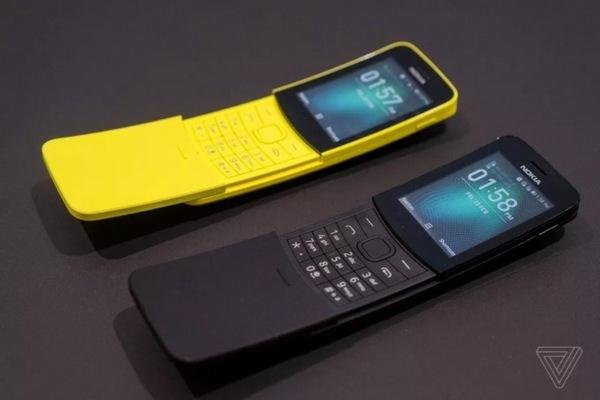 Продажи обновленной Nokia 8110 из «Матрицы» стартовали в России