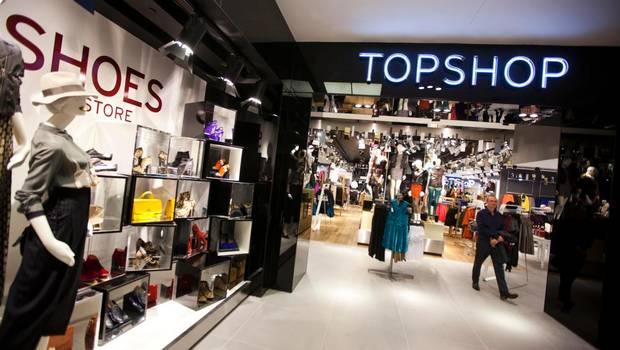 Topshop выходит на рынок Индии