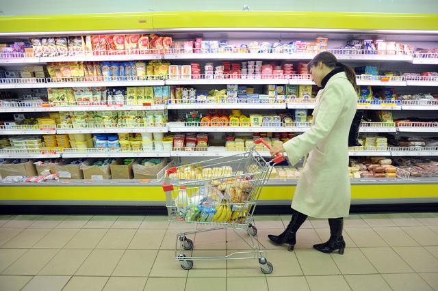 Индекс «Пятёрочки»: во II полугодии 2015 года цены на продовольствие снизились на 4,8%