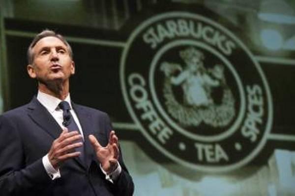 Starbucks принял отставку финансового директора