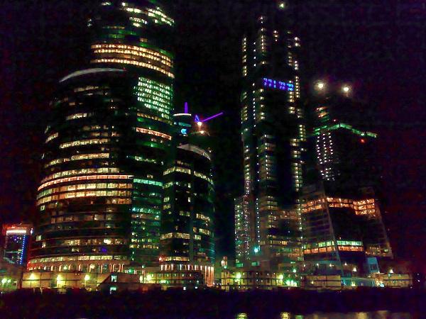Строительство «Москвы-Сити» завершится в 2018 году