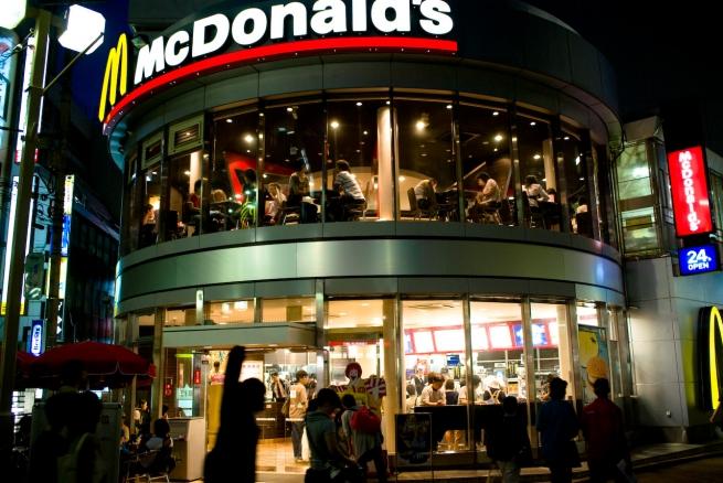 McDonald's ожидает реструктуризация