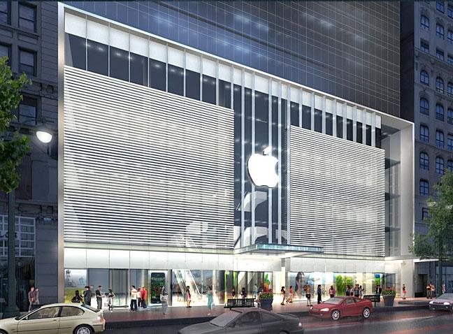 Apple пока не собирается в Россию