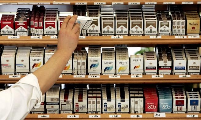 В России дорожают сигареты