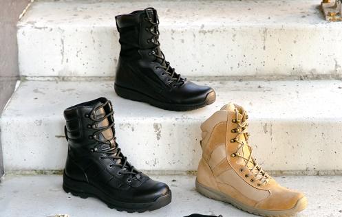 «Обувь России» выручит 500 млн рублей от реализации военной обуви