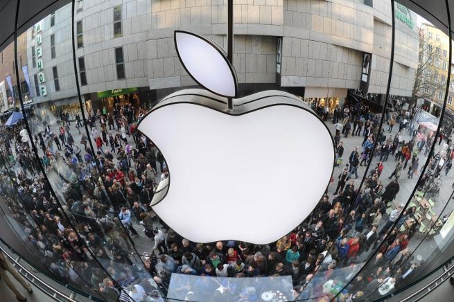 В США зафиксирован рекордный рост стоимости акций Apple